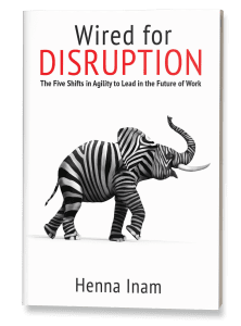 Wired For Disruption
